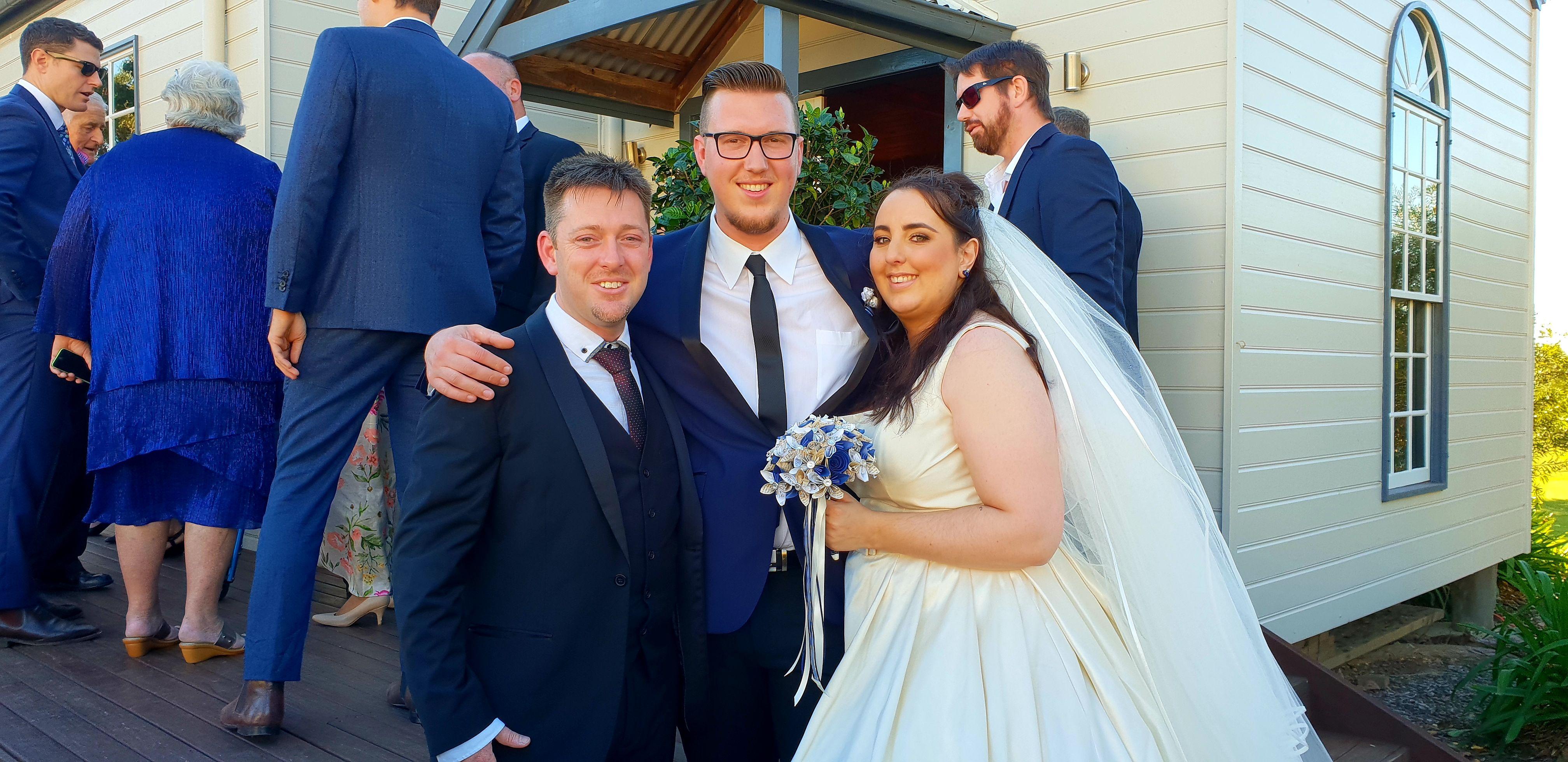 Geeky Ceremony, Geek Wedding, Star Wars Wedding, Themed Ceremony, Fun Celebrant, Sydney Celebrant, Hawkesbury Celebrant