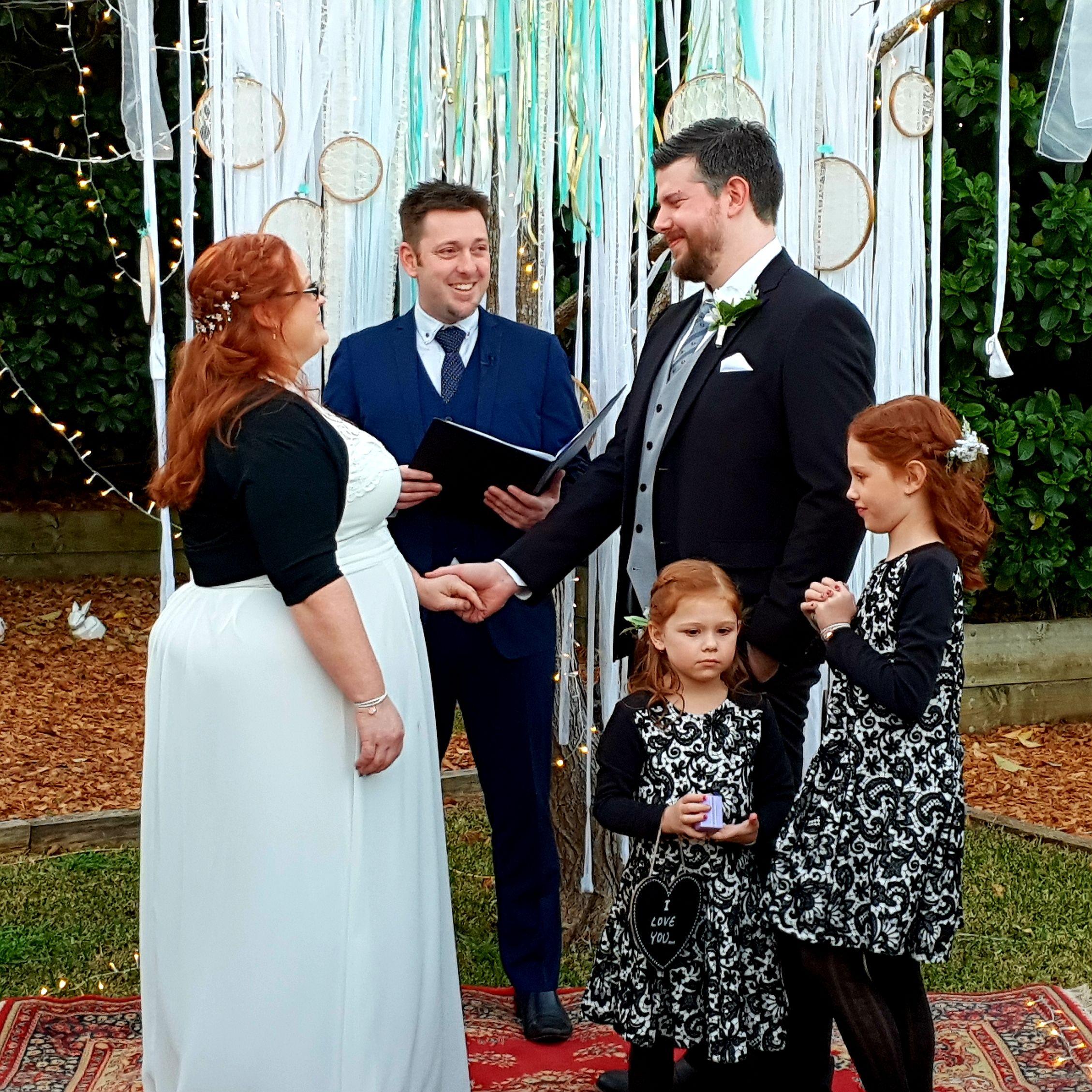 Wedding Ceremony, Customised Ceremony, Geek wedding, Geek wedding ceremony, nerd ceremony, Geeky Celebrant, Male Celebrant, Sydney Celebrant, Sydney Marriage Celebrant