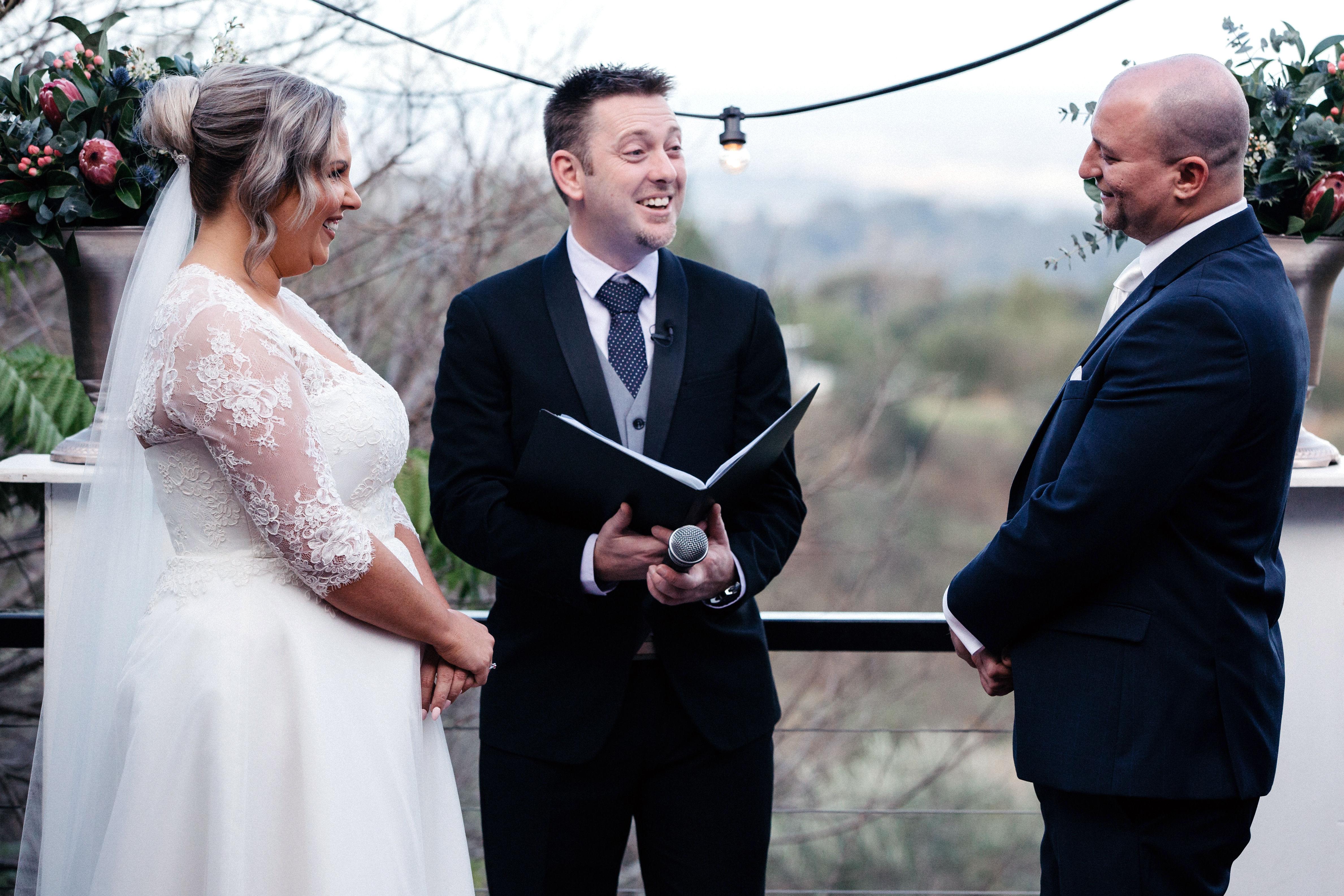 Marriage Celebrant, Sydney Marriage Celebrant, Wedding Celebrant, The Hills Marriage Celebrant, Registered Marriage Celebrant, Fun Ceremony, Wedding Ceremony, Male Celebrant