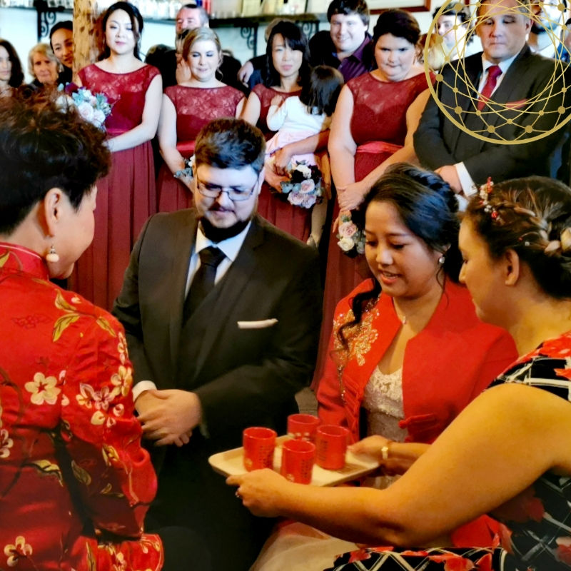Wedding Traditions, Marriage ceremony, Chines Tea Ceremony, Fun Celebrant, Sydney Celebrant, Marriage Celebrant, The Hills District Celebrant, Baulkham Hills Marriage Celebrant