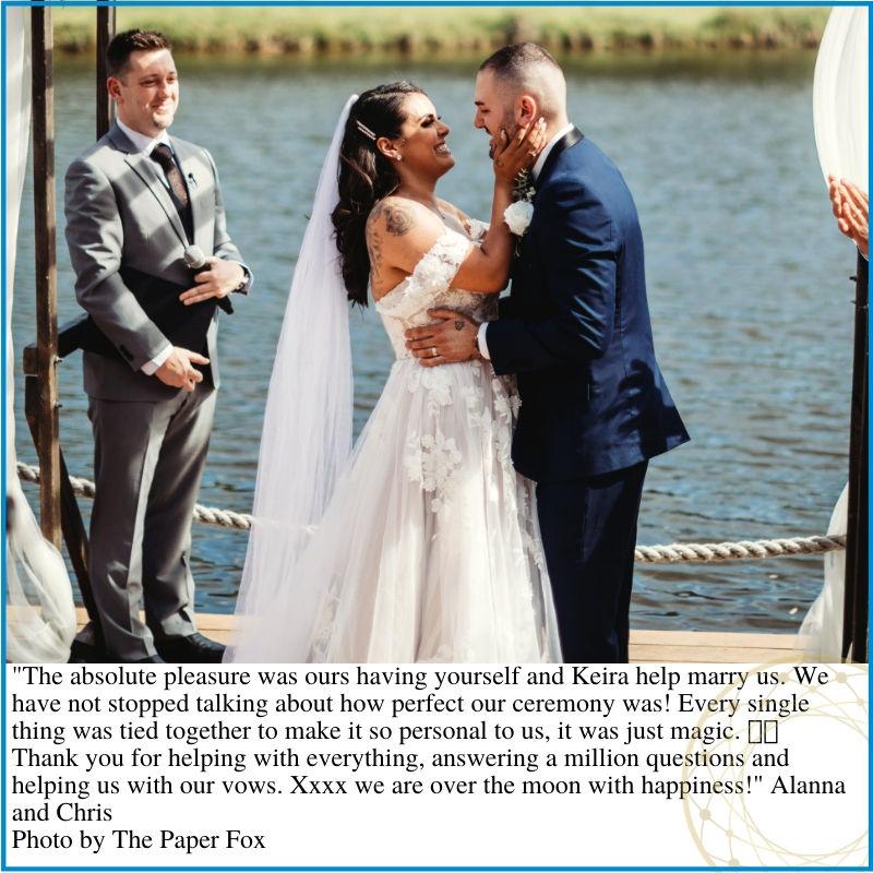 Sydney Celebrant, Celebrant, Marriage Celebrant, Male Celebrant, Fun Ceremony, Marriage Ceremony, Outdoor Ceremony, Customised Vows, Personal Vows