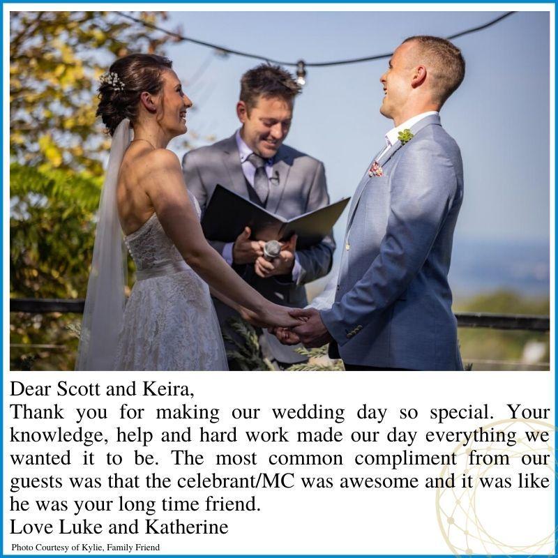 Sydney Marriage Celebrant, Hawkesbury Marriage Celebrant, Wedding Ceremonies, Customised ceremony, Master of Ceremonies Sydney