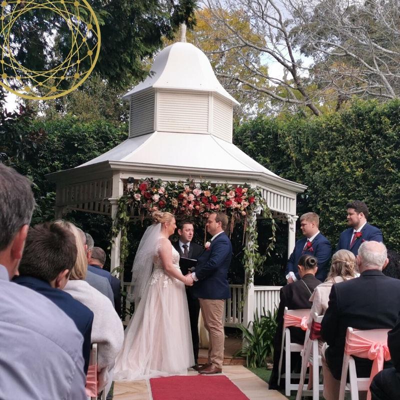 Rose Garden Ceremony, Wedding Ceremony, customised wedding vows, Sydney Marriage Celebrant, The Hills Celebrant, Marriage Celebrant Baulkham Hills